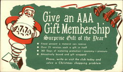 Give an AAA Gift Membership - Connecticut Motor Club