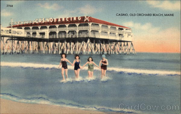 Casino Old Orchard Beach Maine