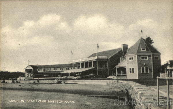 Madison Beach Club Connecticut