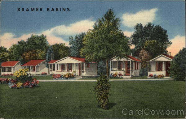 Kramer Kabins Milford Connecticut