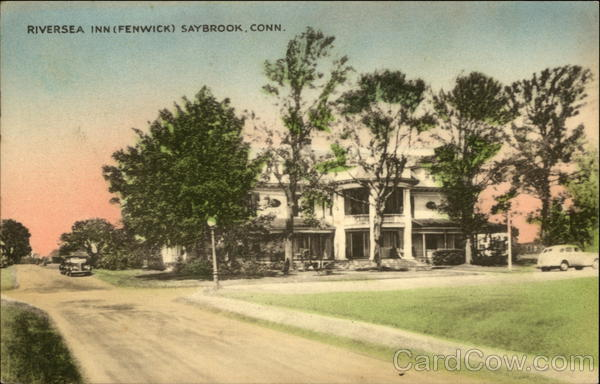 Riversea Inn, (Fenwick) Old Saybrook Connecticut