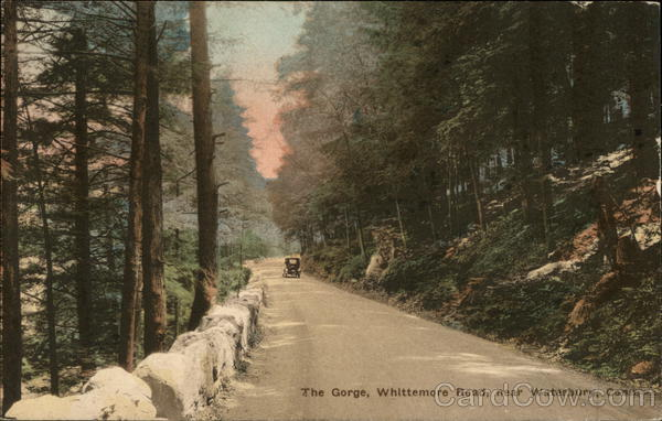 The Gorge on Whittemore Road Waterbury Connecticut