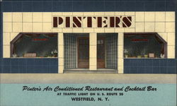 Pinter's Restaurant and Cocktail Bar