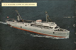 "S.S. ""Milwaukee Clipper"""