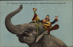 Ringling Brothers and Barnum & Bailey Winter Headquarters