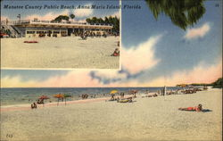 Manatee County Public Beach