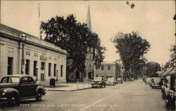 Post Office and West Street
