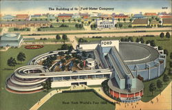 Ford Motor Company Building