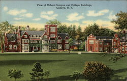 Hobart Campus and College Buildings