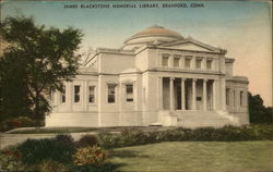 James Blackstone Memorial Library