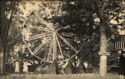 Ferris Wheel and Boy Scouts Camp, Durham Fair