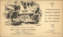 The New York Players Summer Theater