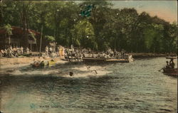 Water Sports, Ted Hilton's Elm Camp