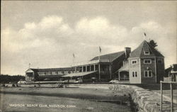 Madison Beach Club Postcard