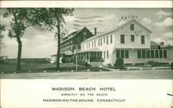 Madison Beach Hotel - Directly on the Beach