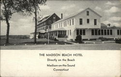 The Madison Beach Hotel, Directly on the Beach
