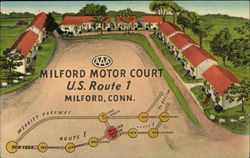 Milford Motor Court