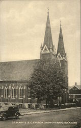 St Mary's RC Church (Union CIty)