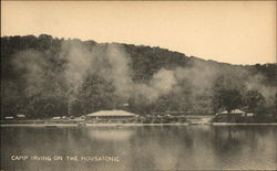 Camp Irving on the Housatonic