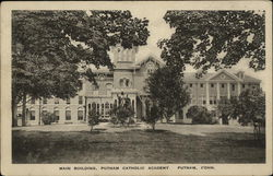 Main Building, Putnam Catholic Academy