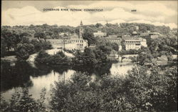 Bird's Eye View of Quinebaug River
