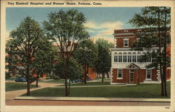 Day Kimball Hospital and Nurses' Home