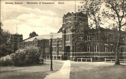 Hawley Armory, University of Connecticut