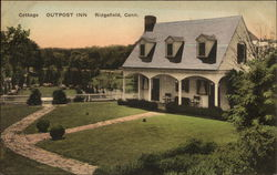 Cottage at the Outpost Inn