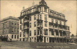 Street View of Rockville Hotel