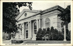 George Maxwell Memorial Library