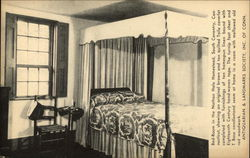 Nathan Hale Homestead - Bedroom