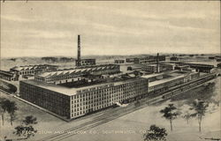 Bird's Eye View of Peck, Stow and Wilcox Company