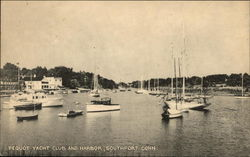 Peguot Yacht Club and Harbor