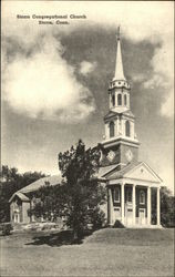 Storrs Congregational Church