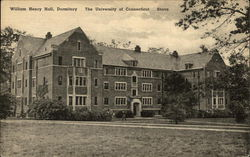 University of Connecticut - William Henry Hall