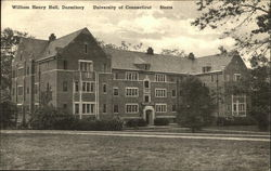 University of Connecticut - William Henry Hall, Dormitory