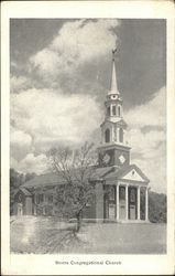 Connecticut Agricultural College - Storrs Congregational Church