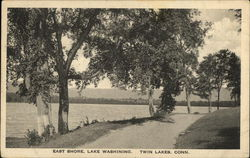 East Shore, Lake Washining