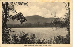 Scenic Water View of Bear Mountain