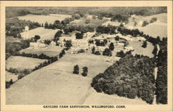 Aerial View of Gaylord Farm Sanitorium