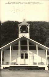 St. Agnes Chapel. Trinity Mountain Camp