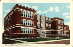 Street View of Windham High School