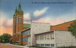 St Mary's School and Church