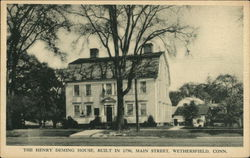 The Henry Deming House