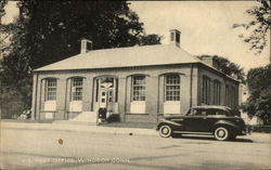 U. S. Post Office Postcard