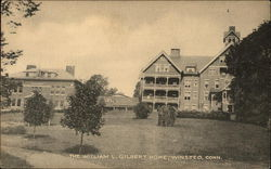 The William L Gilbert Home