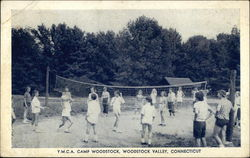 Y.M.C.A. Camp Woodstock