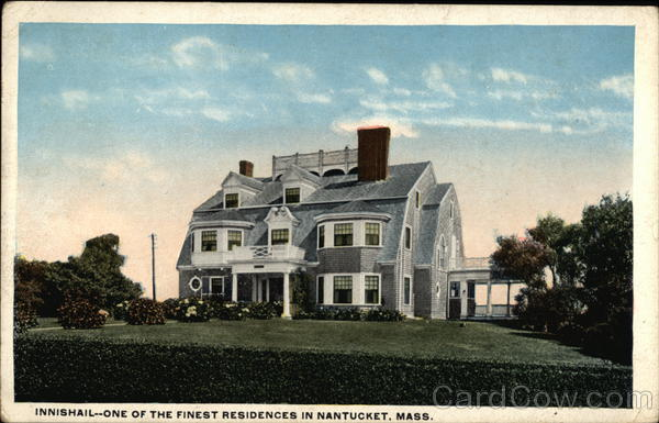 Innishail - Residence Nantucket Massachusetts