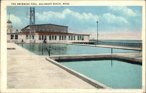 The Swimming Pool Salisbury Beach Massachusetts