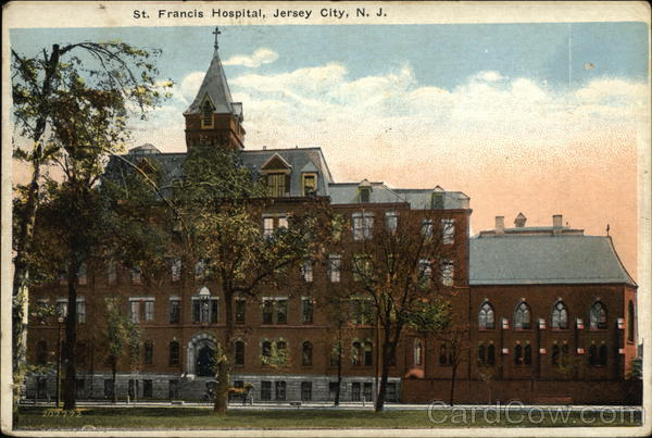 St. Francis Hospital Jersey City New Jersey
